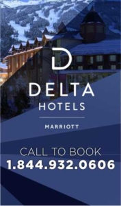 Delta Whistler Village Suites by Marriott is a proud Whistler Pride and Ski Festival partner hotel