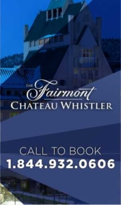 Fairmont Chateau Whistler a proud Whistler Pride and Ski Festival hotel partner