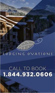 Lodging Ovations is a proud Whistler Pride and Ski Festival partner hotel