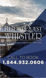 ResortQuest Whistler a proud Whistler Pride and Ski Festival hotel partner
