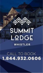 Summit Lodge a proud Whistler Pride and Ski Festival partner hotel