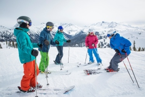 Never Ever Days Learn to Ski at Whistler Blackcomb