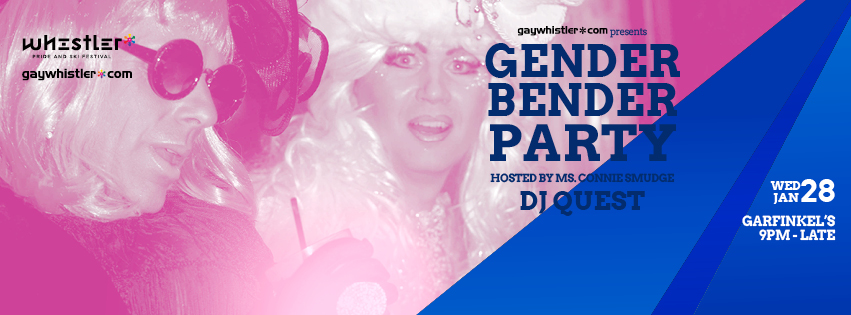 Gender Bender Party the official after party of the Night of Comedy with Margaret Cho