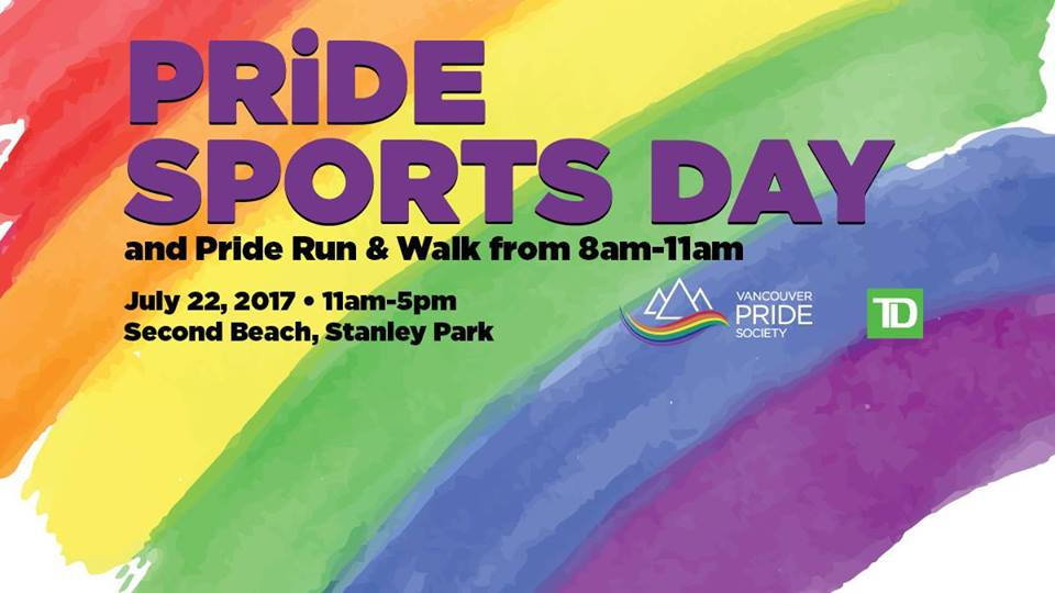 Vancouver Pride Sports Day