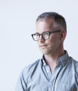 Queer author Michael Harris at the Whistler Writers Festival
