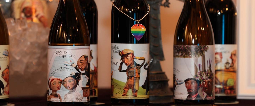 Blasted Church Vineyards a proud Whistler Pride Partner
