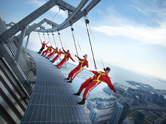EdgeWalk CN Tower Tour