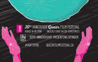 30th annual Vancouver Queer Film Fest VQFF