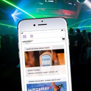 Download the Whistler pride App
