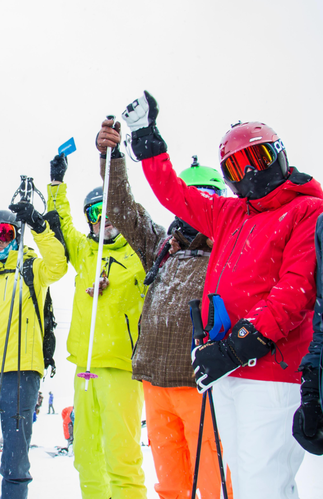 Ski and Snowboard Guided Groups