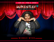 Nicole Byer comes to Whistler Pride